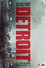 Detroit Movie Poster Movie Poster