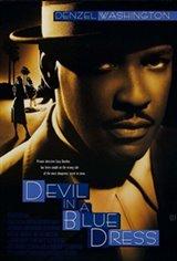 Devil in a Blue Dress Affiche de film