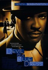 Devil in a Blue Dress Movie Poster