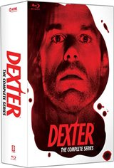 Dexter: The Complete Series on Blu-ray Movie Poster