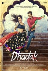 Dhadak Movie Poster