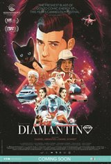 Diamantino (Toronto) Poster