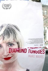 Diamond Tongues Large Poster