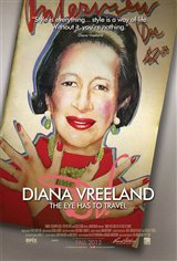 Diana Vreeland: The Eye Has to Travel Movie Poster
