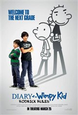 Diary of a Wimpy Kid: Rodrick Rules Large Poster