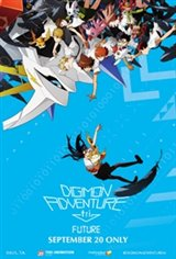 DIGIMON ADVENTURE tri.: Future Affiche de film