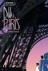 Dilili à Paris Affiche de film