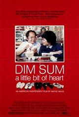 Dim Sum: A Little Bit of Heart Movie Poster