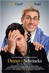 Dinner for Schmucks Movie Poster