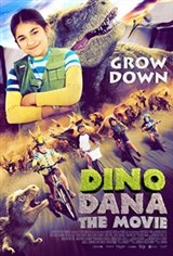 Dino Dana: The Movie - The IMAX 2D Experience Large Poster