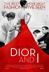 Dior et moi Affiche de film