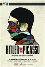 Discover Arts: Hitler vs Picasso Movie Poster