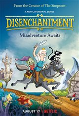 Disenchantment (Netflix) Movie Poster