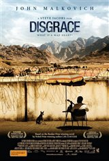 Disgrace Movie Poster Movie Poster