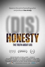 (Dis)Honesty - The Truth About Lies Poster