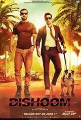 Dishoom Large Poster