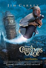 Disney's A Christmas Carol Movie Poster Movie Poster