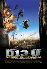 District 13: Ultimatum Movie Poster Movie Poster