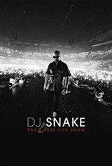 DJ Snake - Paris 2020 Live Show Large Poster