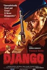 Django (1966) Movie Poster