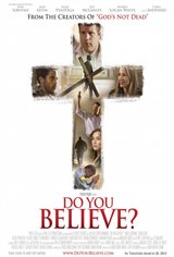 Do You Believe? Movie Poster Movie Poster