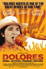 Dolores Large Poster