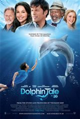 Dolphin Tale Movie Poster Movie Poster