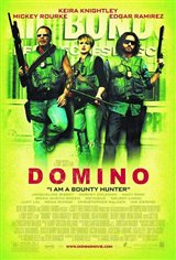 Domino Movie Poster Movie Poster