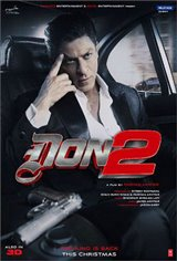 Don 2 Large Poster