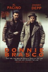 Donnie Brasco Movie Poster Movie Poster