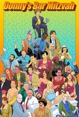 Donny's Bar Mitzvah Large Poster