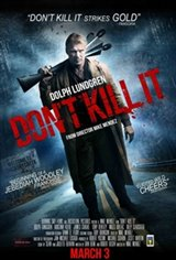 Don't Kill It Movie Poster