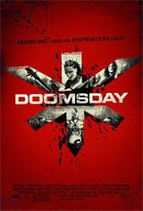 Doomsday Movie Poster Movie Poster