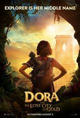 Dora and the Lost City of Gold Affiche de film