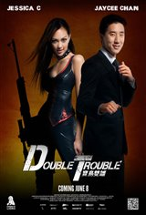 Double Trouble Movie Poster