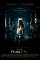 Down a Dark Hall Affiche de film