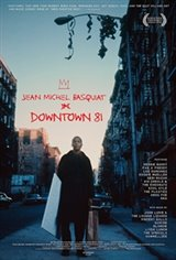 Downtown 81 Movie Poster