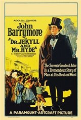Dr. Jekyll and Mr. Hyde (1920) Movie Poster