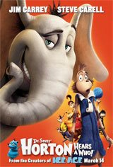 Dr. Seuss' Horton Hears a Who! Movie Poster