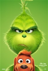 Dr. Seuss' The Grinch Movie Poster