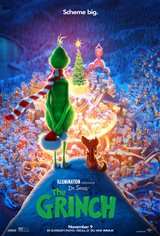Dr. Seuss' The Grinch Affiche de film