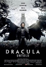 Dracula Untold: The IMAX Experience Movie Poster