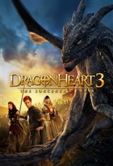 Dragonheart 3: The Sorcerer's Curse Movie Poster