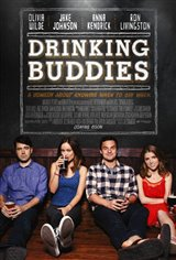 Drinking Buddies Large Poster
