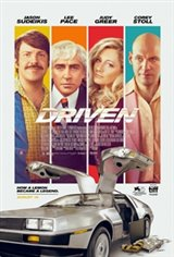 Driven Large Poster