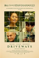 Driveways Large Poster