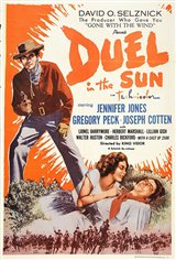 Duel in the Sun Movie Poster