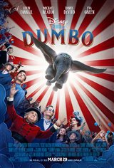 Dumbo Movie Poster Movie Poster