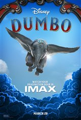 Dumbo: The IMAX Experience Movie Poster