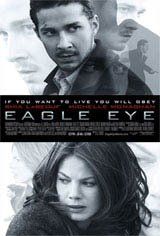 Eagle Eye Movie Poster
